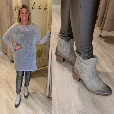 ZILVEREN boots