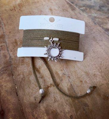 Glam factory choker ketting/armband 5.4