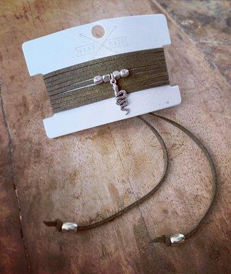 Glam factory choker ketting/armband 5.6