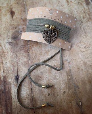 Glam factory choker ketting/armband 5.7
