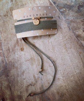 Glam factory choker ketting/armband 5.8