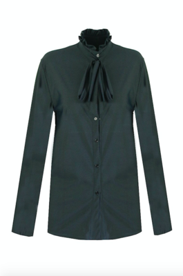 G MAXX Marcia blouse - gucci green