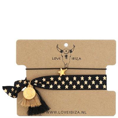 Love ibiza coachella set no.5 (haar)elastiekjes