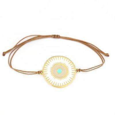 love ibiza Armband Sol gold