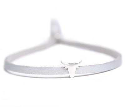 love ibiza Buffalo bracelet silver