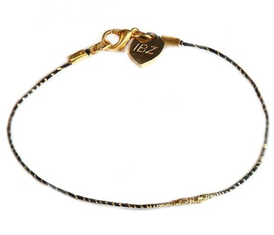 love ibiza Boston bracelet black