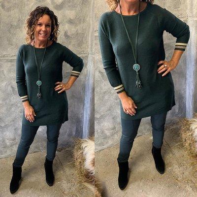 C&S Marina tuniek gucci green