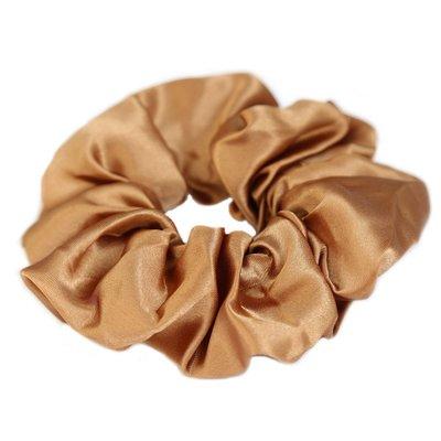 Love Ibiza Scrunchie satin Copper