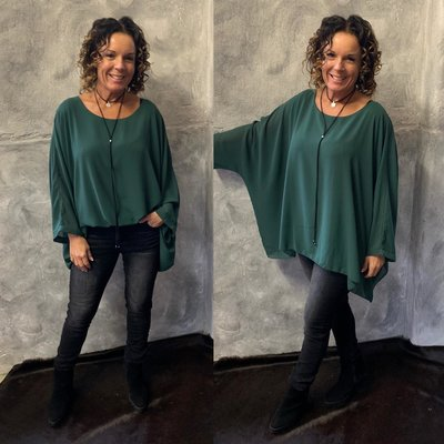 Nikky blouse - gucci groen