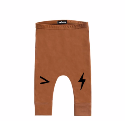 caramel lightning pants