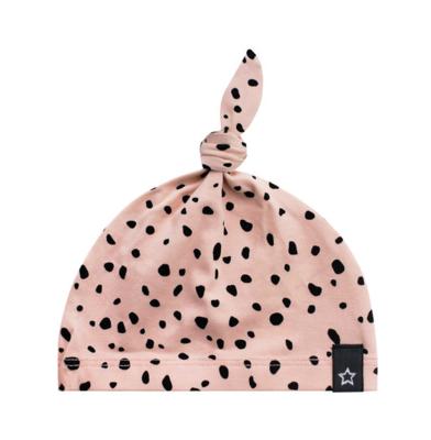 Cheetah - Pink | Newborn Hat