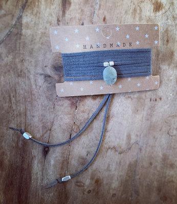 Glam factory choker ketting/armband 7.2