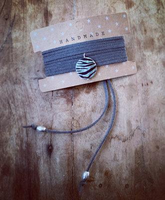 Glam factory choker ketting/armband 7.3