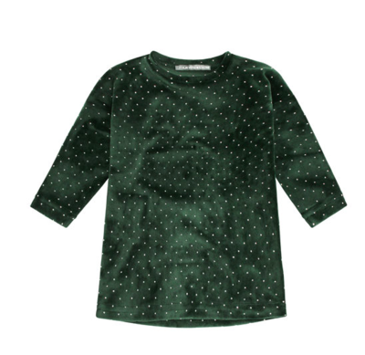 SPARKLY EMERALD | TUNIEK