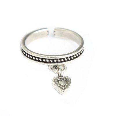 LOVE IBIZA Ring - heart