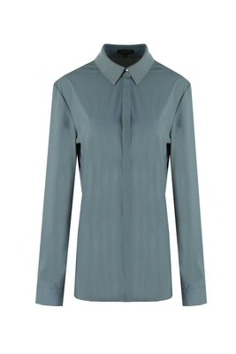 G MAXX basic travel blouse - sage