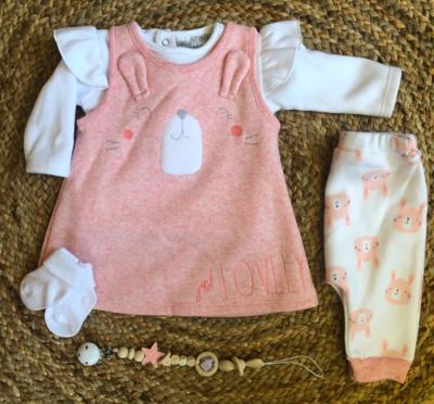 Newborn Molly set - wit