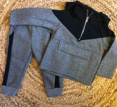 Joggingset Boy - grey
