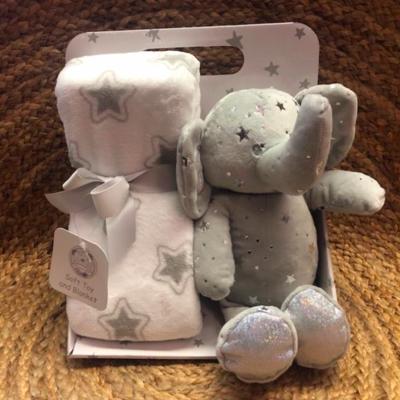 Cadeau set olifant