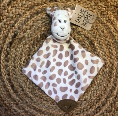 Giraf knuffeldoek