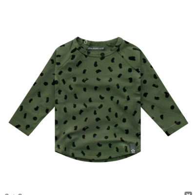 ARMY BRUSHES | RAGLAN LONGSLEEVE - Your Wishes