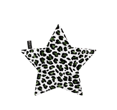 CAMO LEOPARD | CRINKLE TOY