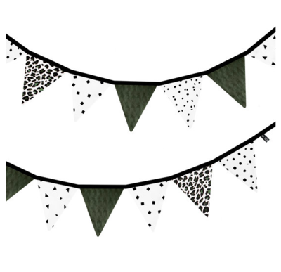 CAMO LEOPARD | GARLAND  - Your Wishes
