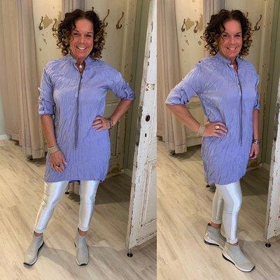 Evalien blouse/tuniek - paars