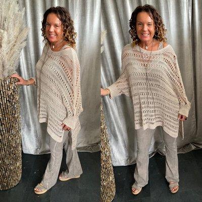 Mila sweater - beige