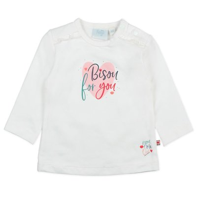 Longsleeve Bisou - Mon Petit