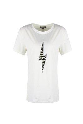 Charlotte T shirt - Off White
