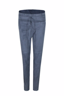 Claire Broek - jeansblauw