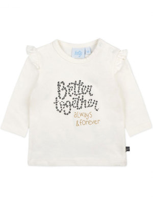 Longsleeve off white - Better Together