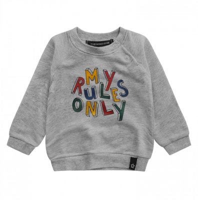 MY RULES ONLY | SWEATER