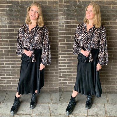 Rosalina knoop blouse 0.2
