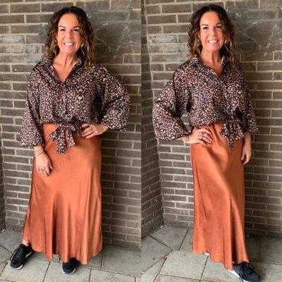 Rosalina knoop blouse 0.6