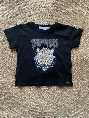 Ambika Shirt Lieve - Zwart