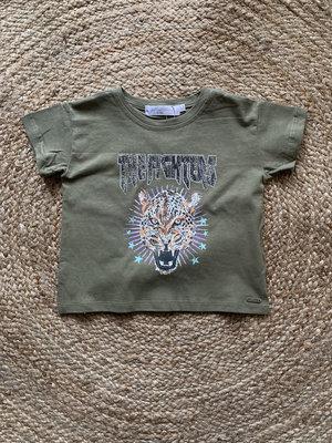Ambika Shirt Lieve - Army