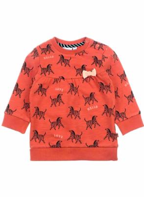 Feetje Zebra  - sweater AOP