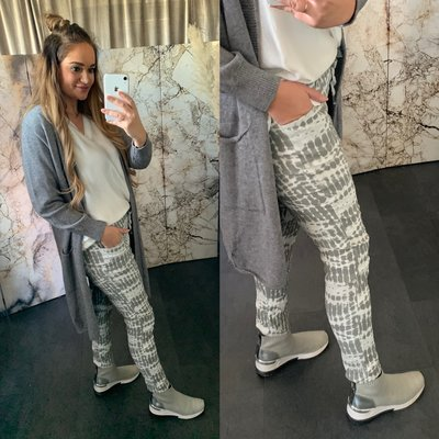 Anita joggingbroek - grijs