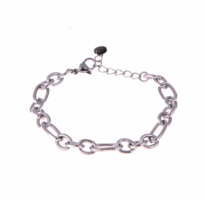GO DUTCH LABEL -  Armband chain- zilver