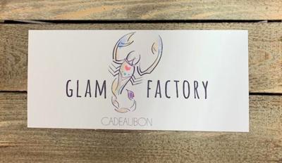 Cadeaubonnen van Glam Factory