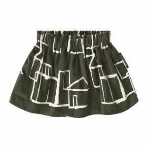 CRAYON TOWN   SKIRT  Your Wishes