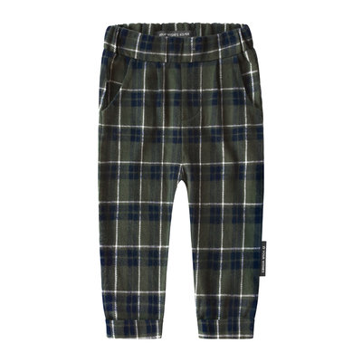 checks pleated pants - Your wishes