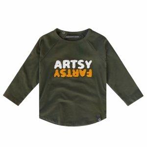 ARTSY FARTSY | RAGLAN LONGSLEEVE  Your Wishes