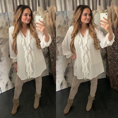 YFKE roesel blouse