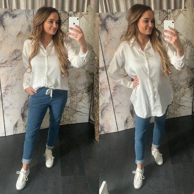 Bernice Basic blouse ROOM WIT