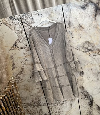 Donja  BOHO blouse tuniek