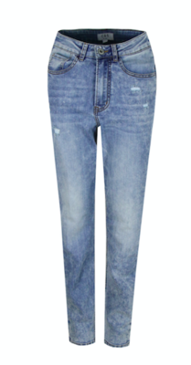 C&S Marlinde jeans blauw