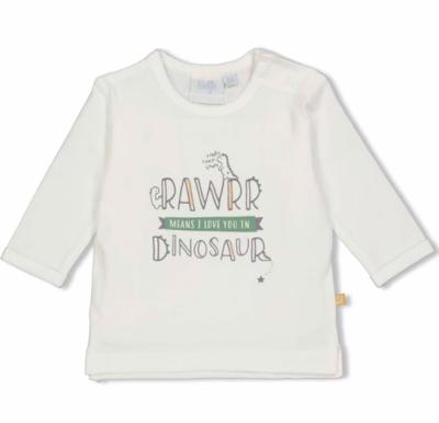 Longsleeve Rawrr - Dinomite - Feetje